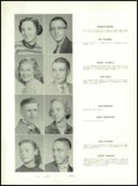 1954 Mt. Carmel High School Yearbook Page 88 & 89