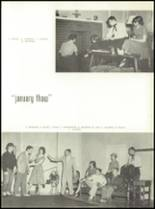 1954 Mt. Carmel High School Yearbook Page 98 & 99