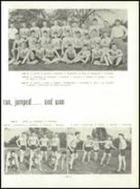 1954 Mt. Carmel High School Yearbook Page 100 & 101