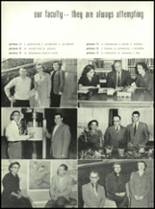 1954 Mt. Carmel High School Yearbook Page 104 & 105