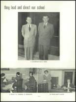 1954 Mt. Carmel High School Yearbook Page 106 & 107