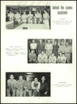 1954 Mt. Carmel High School Yearbook Page 108 & 109