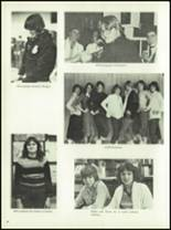 1980 Lincoln Community High School Yearbook Page 50 & 51