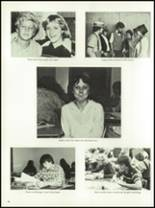 1980 Lincoln Community High School Yearbook Page 60 & 61