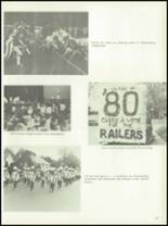 1980 Lincoln Community High School Yearbook Page 100 & 101