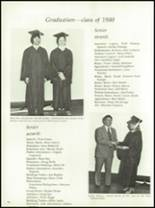 1980 Lincoln Community High School Yearbook Page 108 & 109