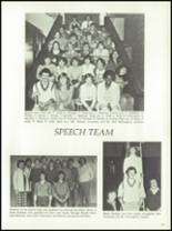 1980 Lincoln Community High School Yearbook Page 120 & 121