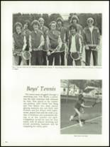 1980 Lincoln Community High School Yearbook Page 128 & 129
