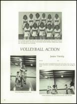 1980 Lincoln Community High School Yearbook Page 132 & 133