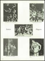 1980 Lincoln Community High School Yearbook Page 140 & 141