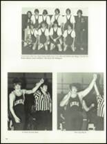 1980 Lincoln Community High School Yearbook Page 152 & 153