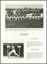1980 Lincoln Community High School Yearbook Page 156 & 157