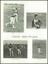 1980 Lincoln Community High School Yearbook Page 158 & 159
