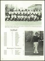 1980 Lincoln Community High School Yearbook Page 160 & 161