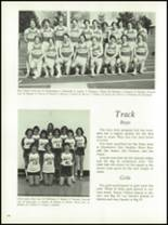 1980 Lincoln Community High School Yearbook Page 164 & 165