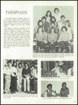 1980 Lincoln Community High School Yearbook Page 184 & 185