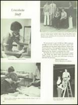 1980 Lincoln Community High School Yearbook Page 212 & 213