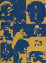 1975 Yearbook St. Joseph of the Palisades High School