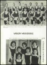 1964 Athens Area High School Yearbook Page 100 & 101
