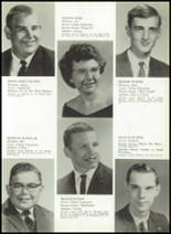 1964 Athens Area High School Yearbook Page 128 & 129