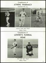 1964 Athens Area High School Yearbook Page 140 & 141