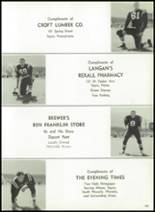 1964 Athens Area High School Yearbook Page 144 & 145