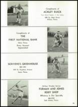 1964 Athens Area High School Yearbook Page 148 & 149