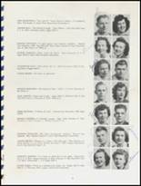 1945 Arlington High School Yearbook Page 10 & 11