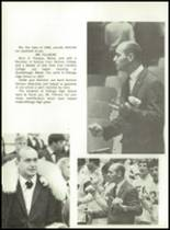 1969 Killingly High School Yearbook Page 10 & 11