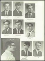 1969 Killingly High School Yearbook Page 14 & 15
