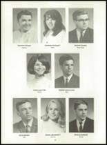 1969 Killingly High School Yearbook Page 16 & 17