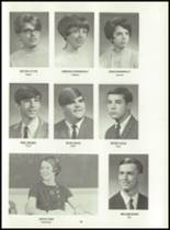 1969 Killingly High School Yearbook Page 18 & 19