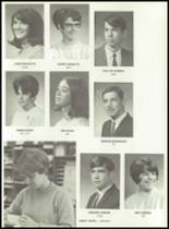 1969 Killingly High School Yearbook Page 22 & 23