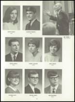 1969 Killingly High School Yearbook Page 24 & 25