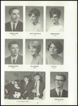 1969 Killingly High School Yearbook Page 26 & 27