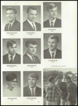 1969 Killingly High School Yearbook Page 28 & 29