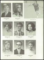 1969 Killingly High School Yearbook Page 32 & 33