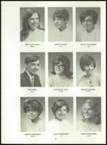 1969 Killingly High School Yearbook Page 34 & 35