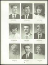 1969 Killingly High School Yearbook Page 36 & 37