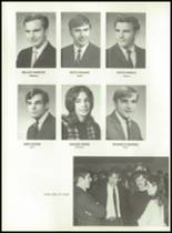 1969 Killingly High School Yearbook Page 38 & 39