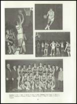1969 Killingly High School Yearbook Page 64 & 65