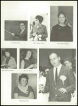1969 Killingly High School Yearbook Page 106 & 107