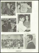 1969 Killingly High School Yearbook Page 112 & 113
