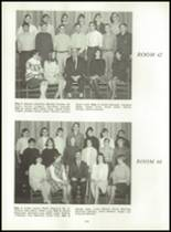 1969 Killingly High School Yearbook Page 118 & 119