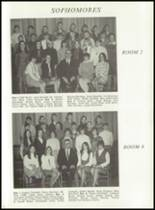 1969 Killingly High School Yearbook Page 120 & 121