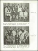 1969 Killingly High School Yearbook Page 124 & 125