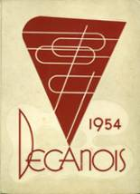 1954 Yearbook Decatur High School
