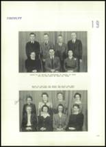 1943 Rocky River High School Yearbook Page 12 & 13