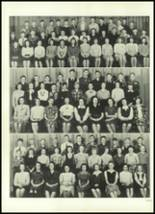 1943 Rocky River High School Yearbook Page 24 & 25