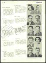 1943 Rocky River High School Yearbook Page 46 & 47